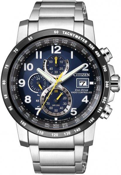 AT8124-91L - zegarek męski - duże 3