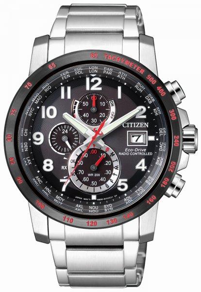 AT8129-80E - zegarek męski - duże 3