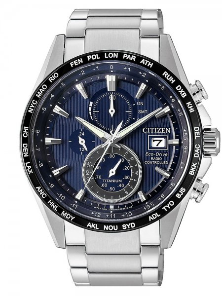 Citizen AT8154-82L Radio Controlled