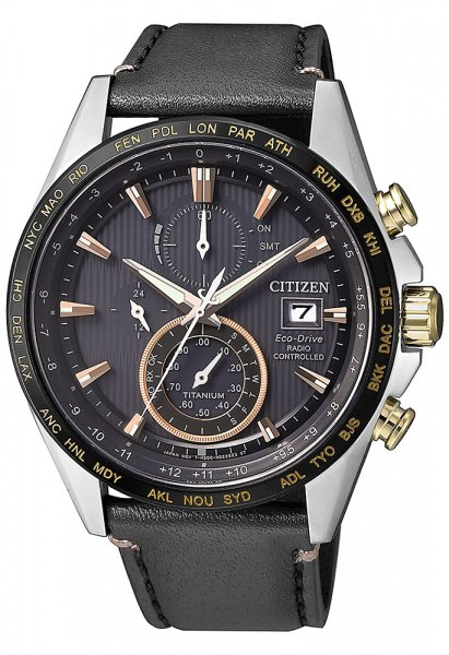 Zegarek Citizen AT8158-14H - duże 1