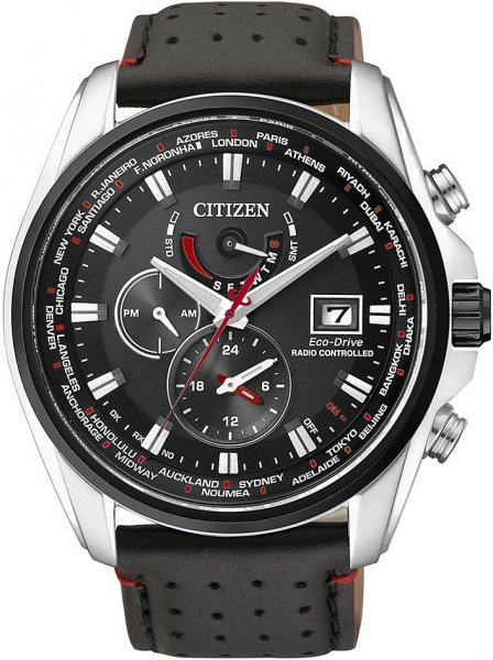 Citizen AT9036-08E Radio Controlled