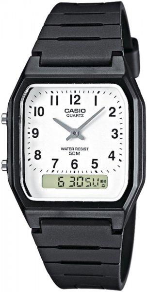 Zegarek Casio AW-48H-7BVEF - dla dziecka - duże 3
