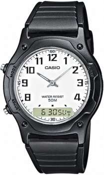 zegarek  Casio AW-49H-7BV