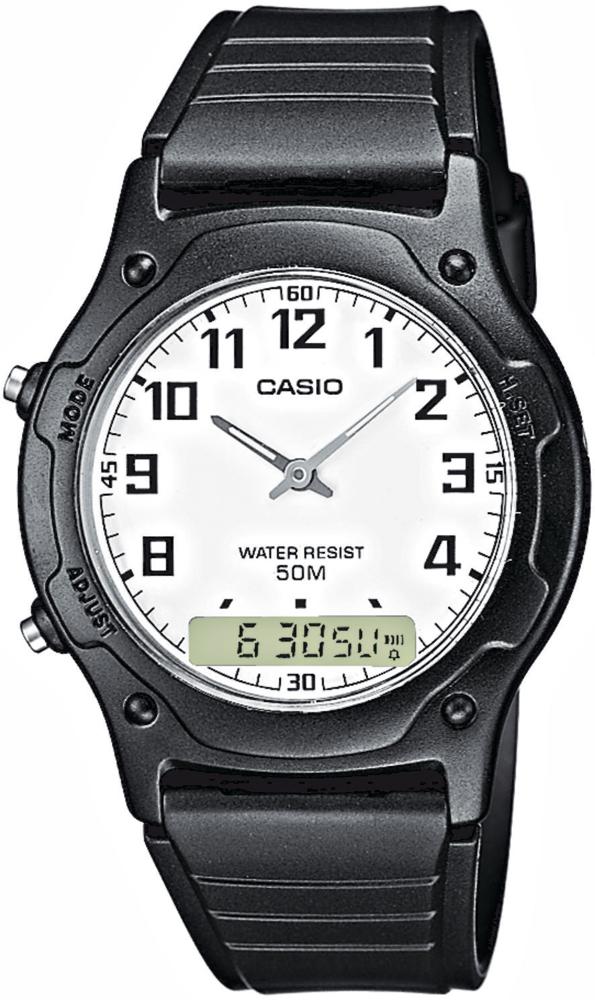 Casio AW-49H-7BV Analogowo - cyfrowe AW-49H-7BVEF