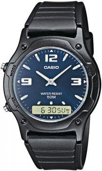 zegarek męski Casio AW-49HE-2AV