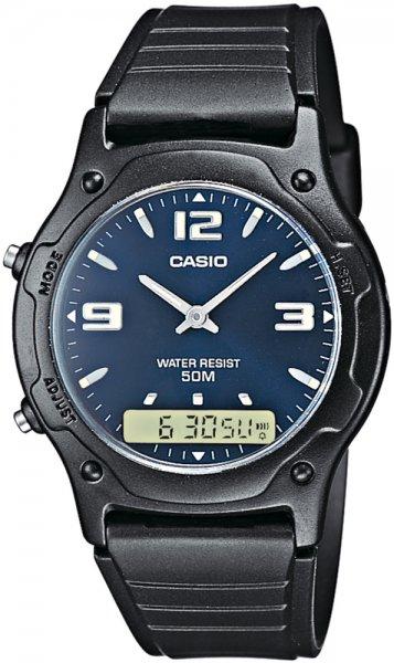 Zegarek Casio AW-49HE-2AV - duże 1