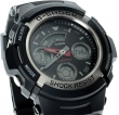 Zegarek męski Casio g-shock original AW-590-1AER - duże 2