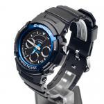 Zegarek męski Casio g-shock original AW-591-2AER - duże 5