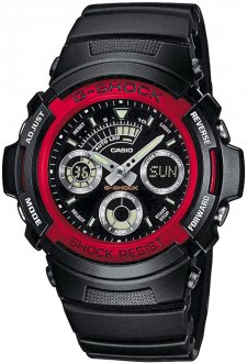 zegarek Red Demon Casio AW-591-4AER