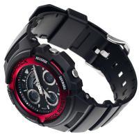 Zegarek męski Casio g-shock original AW-591-4AER - duże 2