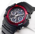 Zegarek męski Casio g-shock original AW-591-4AER - duże 6