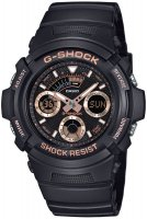 Zegarek męski Casio G-SHOCK g-shock original AW-591GBX-1A4ER - duże 1