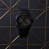 Zegarek męski Casio G-SHOCK g-shock original AW-591GBX-1A4ER - duże 2