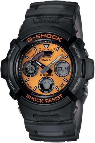 G-Shock AW-591TM-1AER G-Shock Orange Alert