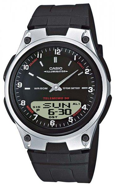 AW-80-1AV - zegarek męski - duże 3