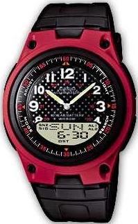 Zegarek Casio AW-80-4BVEF - duże 1