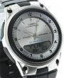 Zegarek męski Casio analogowo - cyfrowe AW-80-7AV - duże 3
