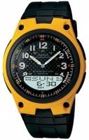 Zegarek męski Casio analogowo - cyfrowe AW-80-9BVEF - duże 1