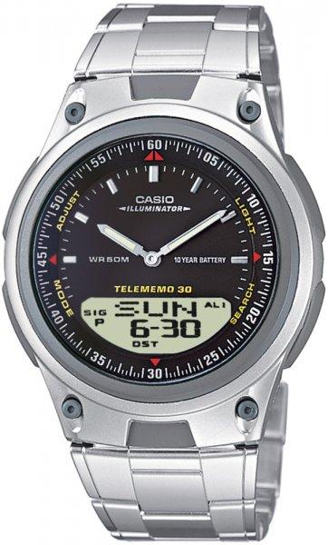 Zegarek Casio AW-80D-1AV - duże 1