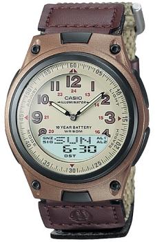 Zegarek Casio AW-80V-5B - duże 1