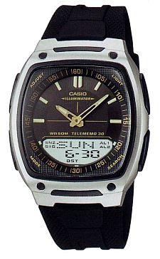 Zegarek Casio AW-81-1A2 - duże 1