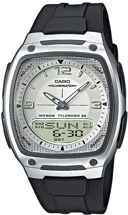 AW-81-7AVEF - zegarek męski - duże 3