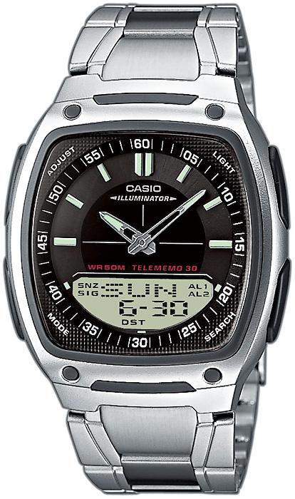 AW-81D-1AV-POWYSTAWOWY - zegarek męski - duże 3