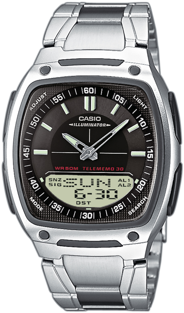 Casio AW-81D-1AV Analogowo - cyfrowe AW-81D-1AVES