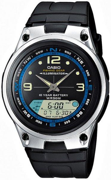 Zegarek Casio AW-82-1AVEF - duże 1