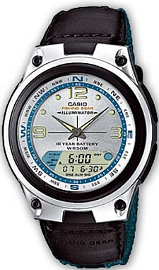 Zegarek Casio AW-82B-7AVEF - duże 1