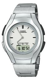 Zegarek męski Casio analogowo - cyfrowe AW-E10D-7EVEF - duże 1
