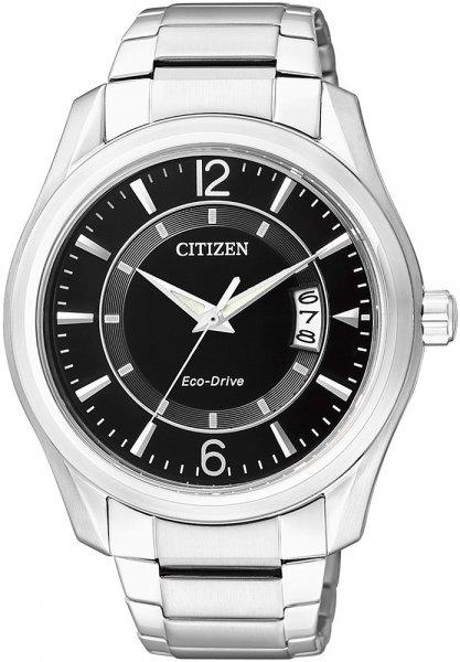 Zegarek męski Citizen ecodrive AW1030-50E - duże 3