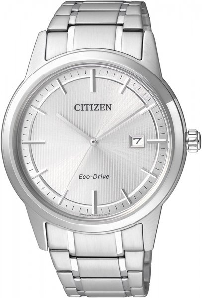 Zegarek męski Citizen ecodrive AW1231-58A - duże 1