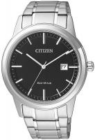 Zegarek męski Citizen ecodrive AW1231-58E - duże 1