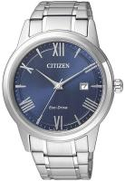 Zegarek męski Citizen ecodrive AW1231-58L - duże 1