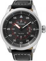 Zegarek męski Citizen ecodrive AW1360-04E - duże 1