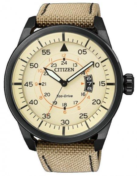 Zegarek Citizen AW1365-19P - duże 1