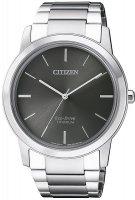 Zegarek męski Citizen titanium AW2020-82H - duże 1
