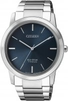 Zegarek męski Citizen titanium AW2020-82L - duże 1