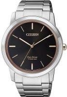 Zegarek męski Citizen titanium AW2024-81E - duże 1