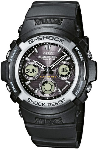 G-Shock AWG-100-1AER G-Shock DJ Steeler