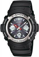 Zegarek męski Casio g-shock original AWG-M100-1AER - duże 1