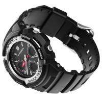 Zegarek męski Casio g-shock original AWG-M100-1AER - duże 2