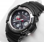 G-Shock AWG-M100-1AER G-SHOCK Original zegarek męski sportowy mineralne