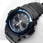 G-Shock AWG-M100A-1AER G-SHOCK Original zegarek męski sportowy mineralne