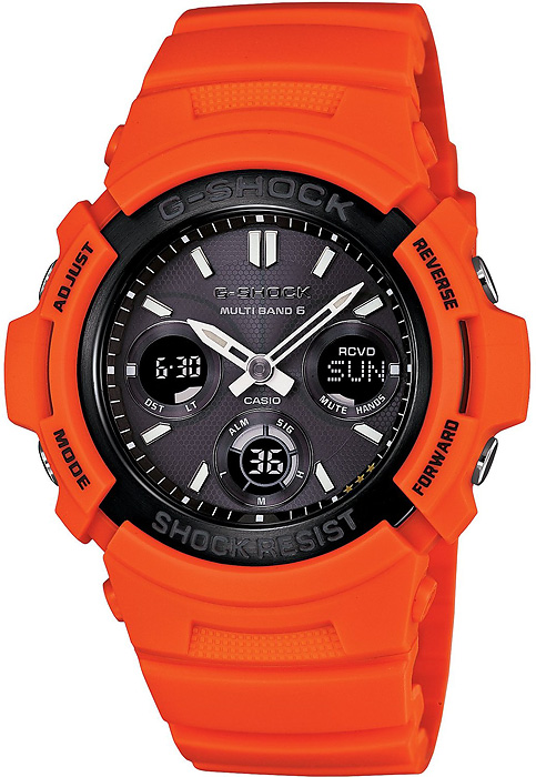 G-Shock AWG-M100MR-4AER G-Shock