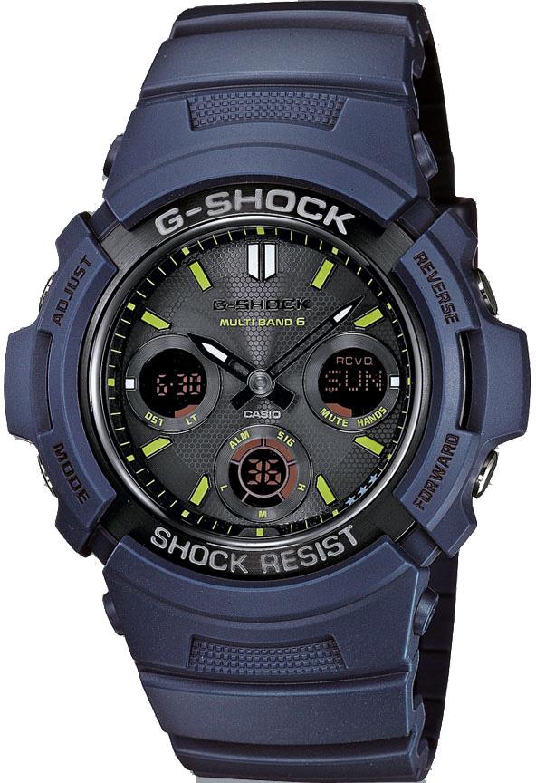 G-Shock AWG-M100NV-2AER G-Shock