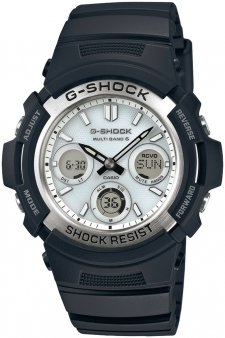 zegarek męski Casio G-Shock AWG-M100S-7AER