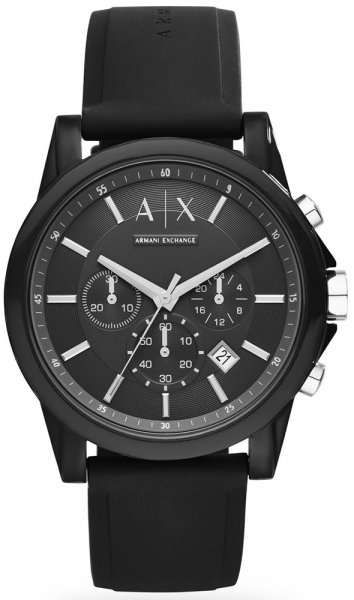 AX1326 - zegarek męski - duże 3