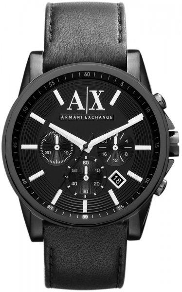 AX2098 - zegarek męski - duże 3
